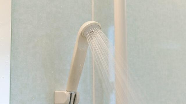 一般的なシャワーヘッド