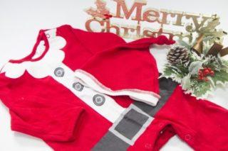 クリスマスの衣装