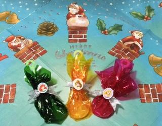 クリスマスキャンディー