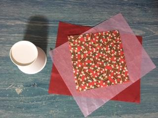 折り紙の色を決める