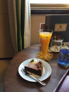 トヨクニコーヒーオレンジジュース
