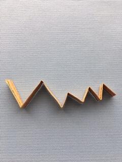 折り紙で作る箸置き6