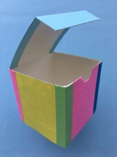 牛乳パックの箱の作り方