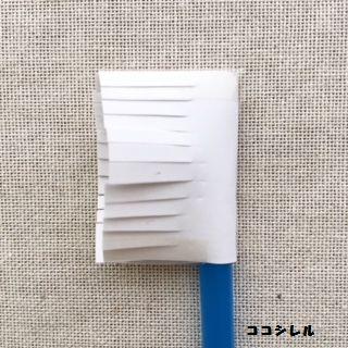 歯ブラシの完成