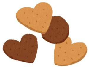 クッキーのイラスト