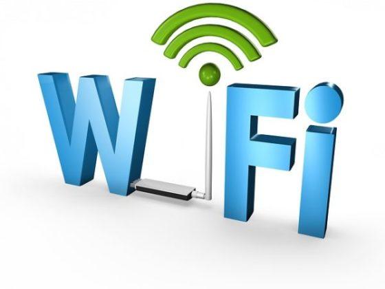 Wi-Fiを繋ぐ方法