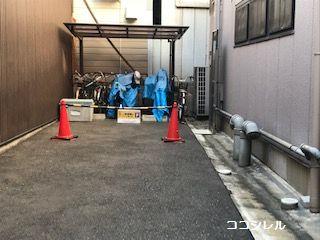 あきっぱの駐車場