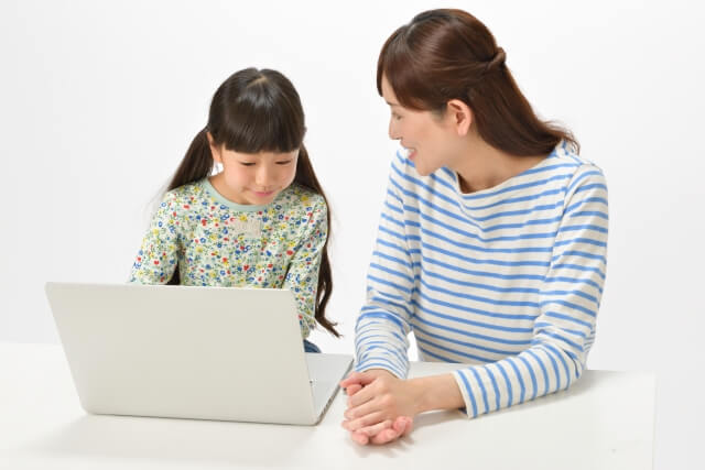 親子で学べるオンラインプログラミングスクール